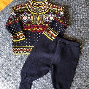 Infant Holiday Sweater